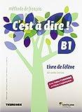 C'EST A DIRE B1 PACK ELEVE - 9788490490969