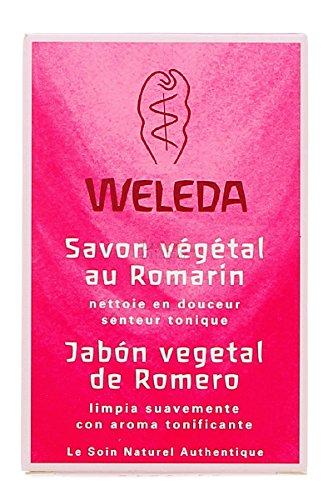 Weleda Vegetalseife Romarin, 100 g