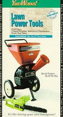 Yardworks:Lawn Power Tools [VHS]