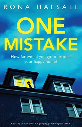 Compare Textbook Prices for One Mistake: A totally unputdownable gripping psychological thriller  ISBN 9781838886202 by Halsall, Rona