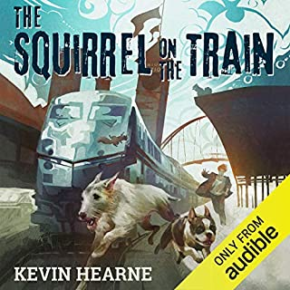 Oberon's Meaty Mysteries: The Squirrel on the Train cover art