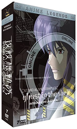 Ghost in the Shell [Stand Alone Complex] - Intégrale Saison 1 (7 DVD)