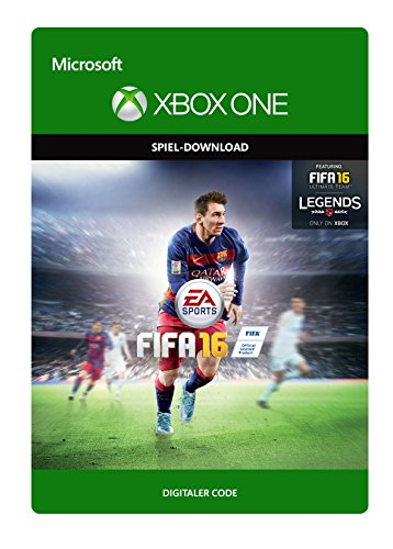 FIFA 16 Standard Edition [Xbox One - Download Code]
