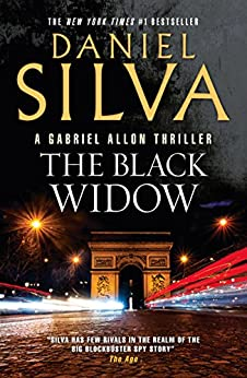 The Black Widow (Gabriel Allon Book 16) by [Daniel Silva]