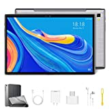 Tablette Tactile 10.1 Pouces 4G LTE Call, Tablet PC Android 9.0 Pie Google Certifié GMS , 4Go RAM + 64Go ROM ,8 Cœurs CPU Type-C ,8000mAh Batterie,8MP, WiFi /GPS /OTG/ Bluetooth Support Gaming