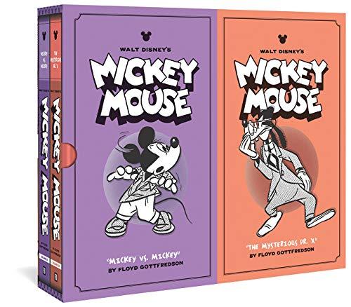 Walt Disney's Mickey Mouse Vols. 11 & 12 Gift Box Set
