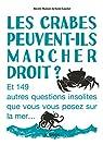 Les crabes peuvent-ils marcher droit ? par Masson