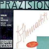CUERDAS VIOLIN - Thomastik (Pr艘ision/58) (Juego Completo) Medium Violin 4/4