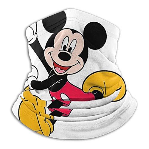 Nicegift Mickey Mouse 1 Pasamontañas calentador de cuello
