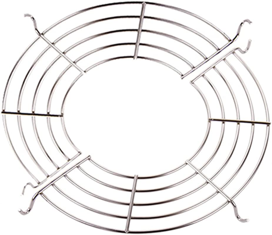 MyLifeUNIT Strainer For Fry Pan Drainer Rack For Tempura Fried Chicken Set Of 2 Small