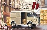 Ebbro 1/24 Scale Citroen H Van, La Camionnette Star Light Truck Plastic Model Kit # 25007