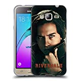 Official Riverdale Jughead Jones 4 Posters Soft Gel Case Compatible for Samsung Galaxy J3