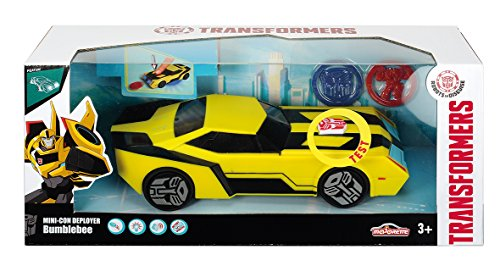 Smoby - 213114003 - Transformers Minicon Bumblebee