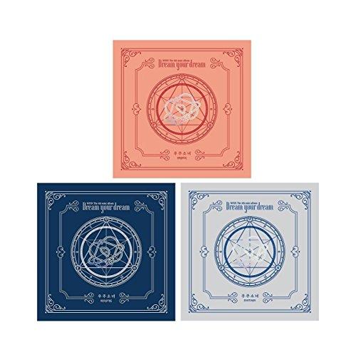 WJSN Cosmic Girls - [Dream Your Dream] 4th Mini Random Ver CD+72p Booklet+1p Photocard+1p Pre-Order Gift(Bookmark) K-POP Sealed