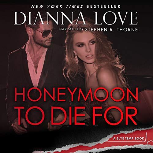 『Honeymoon to Die For』のカバーアート