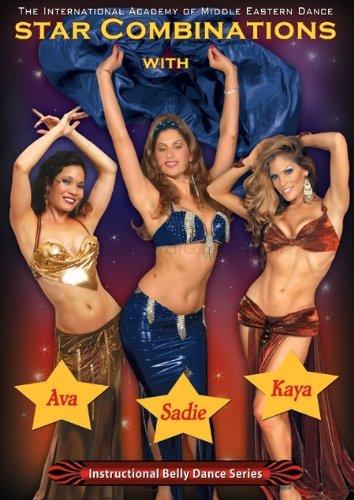 Star Combinations with Max 67% OFF Tulsa Mall Sadie Kaya DVD - and Ava