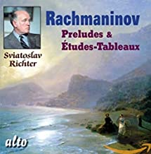 Svjatoslav Richter - Rachmaninov Preludes & Etudes
