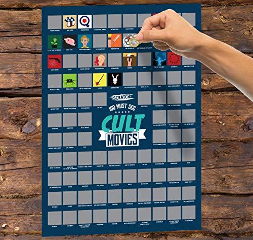 Poster 100 Peliculas Marca #winning