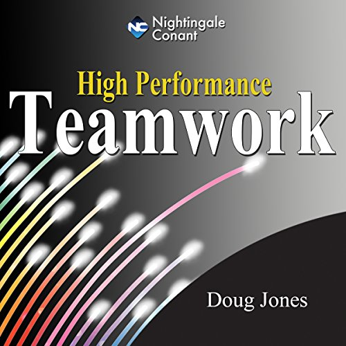 High-Performance Teamwork cover art