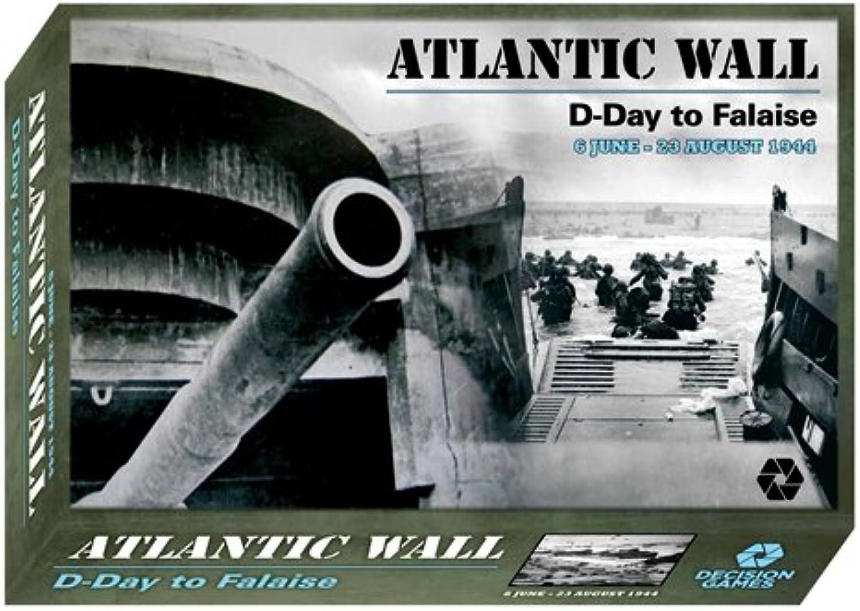 más orden DG  Atlantic Wall, D-Day to to to Falaise, 6 June - 23 August 1944, Board Juego, 2nd Edition by DG Desision Juegos  ahorra hasta un 50%