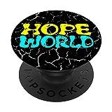 Hope World Kpop Vintage, divertido color pop de estilo coreano regalo...