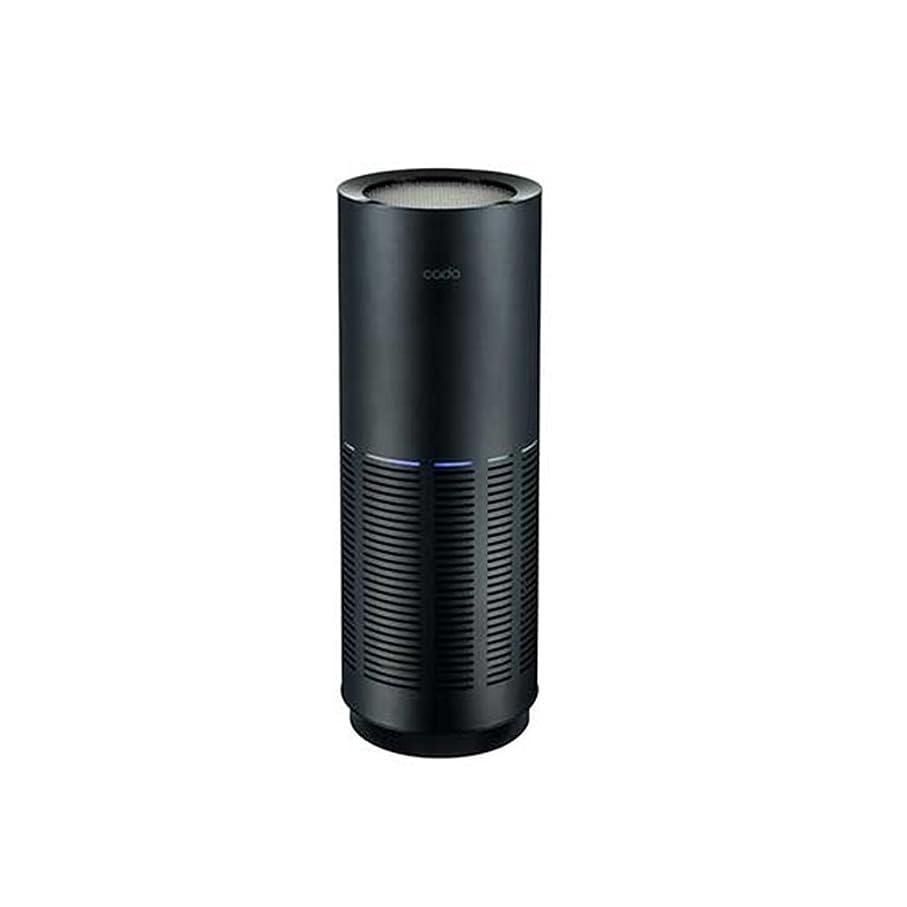 カドー 空気清浄機(22畳まで ブラック)cado AP-C200-BK