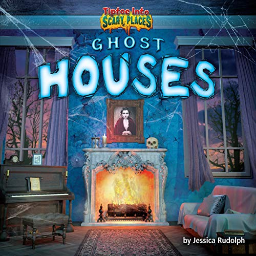 Couverture de Ghost Houses