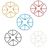 Hooray! Service Syma Propellers Blades Protector Frame Replacement Spare Parts for Syma X8C X8W X8G X8HC X8HW X8HG Venture RC Quadcopter