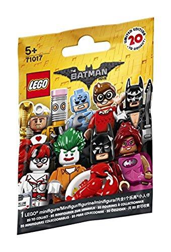 LEGO 71017 - Bustine Minifigure Batman Movie
