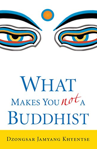 What Makes You Not a Buddhist (English Edition)