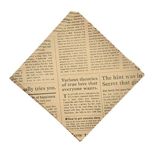 PLBB3K Papel Origami 20 Hojas con Dibujos Antiguo Origami Papel Plegable Plegable del Papel de Arte Hecho a Mano y una manía de Scrapbooking Arte Decorativo-2 Papir oflexia (Color : 1)