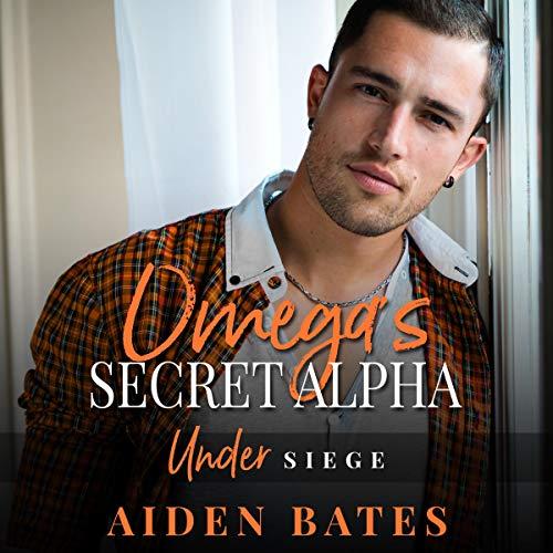 Couverture de Omega's Secret Alpha: A Forte Green Novel