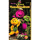 Barney - Camp Wanna Runna Round [VHS] [Import]