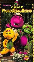 Barney's Camp WannaRunnaRound VHS
