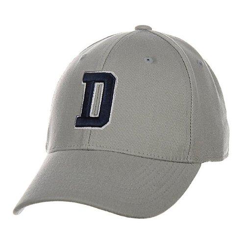 NFL Dallas Cowboys Men's D Hat, Gray, Large/X-Large