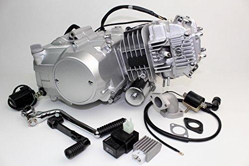 ミニモト 125ccエンジン セル始動方式 クラッチレバーなし