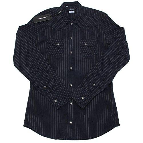0159 camicia DOLCE&GABBANA GOLD uomo shirt men