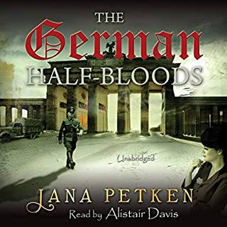 The German Half-Bloods audiobook cover art