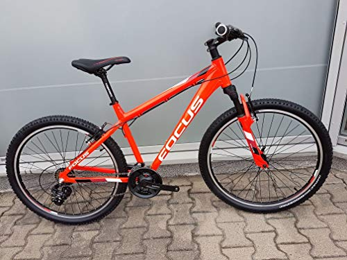 Focus Raven Rookie 26R Kinderfahrrad 2019 (XL/55cm, Red)