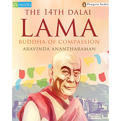 Puffin Lives - Dalai Lama audiobook cover art