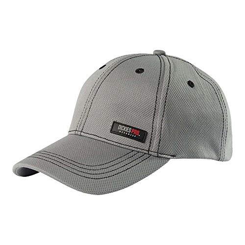 Dickies Dk-Cap_Sb Schutzmütze, Grau-Schwarz, Uni Größe
