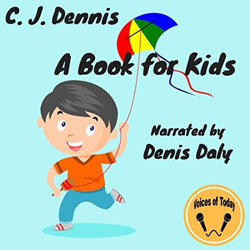 A Book for Kids cover art