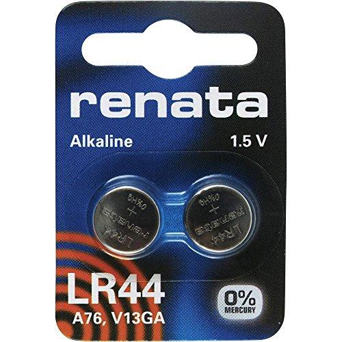 LR44 (A76, V13GA) Paquete de Batería de Tipo Botón x 2 /...