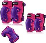 Kuyou Kids Protective Gear, 6 Pa...