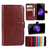Funda® Flip Wallet Case for Homtom HT50 (Pattern 8)