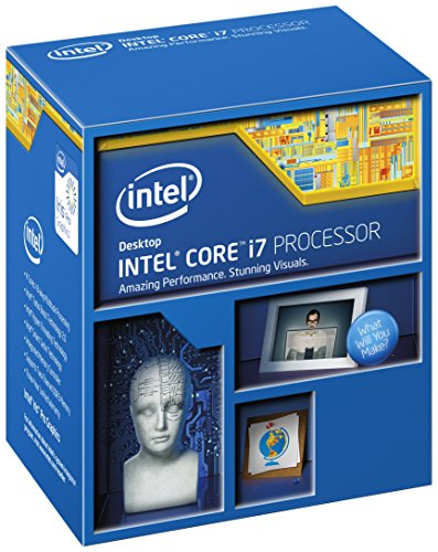 INTEL Core i7-5775C 6MB Cache 3,30 GHz LGA1150 Boxed CPU