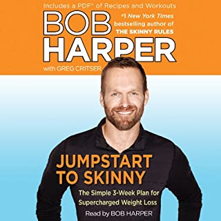 Jumpstart to Skinny cover art