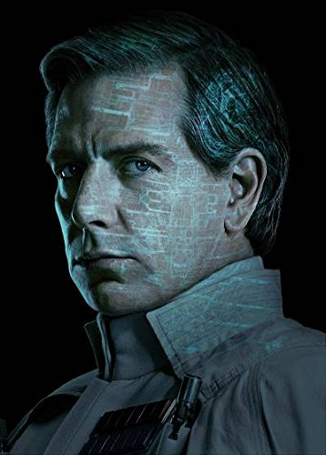 Import Posters Rogue One : A Star Wars Story - Orson Krennic – US Textless Movie Wall Poster Print - 30CM X 43CM