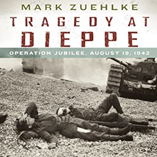 Tragedy at Dieppe cover art