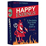 HAPPY ENDINGS - A Devilishly Fun Adult Card Game From Start to Finish - From the Creator of Adult Loaded Questions